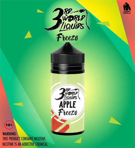 3rd World Liquids - Apple Freezo 120ml