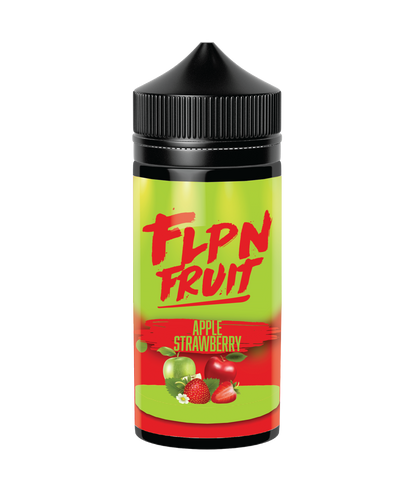 Cosmic Dropz - FLPN Apple Strawberry 120ml