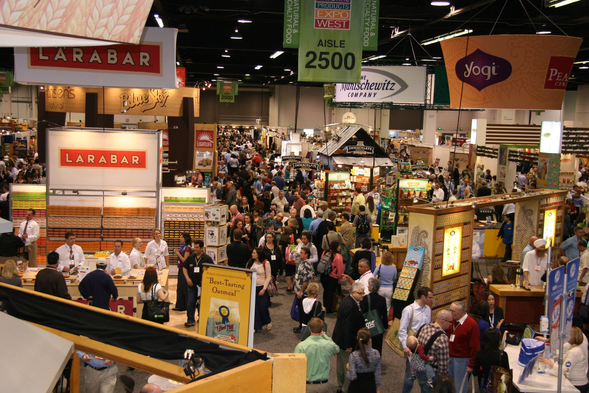 Heading to the Natural Products Expo March 6-9!