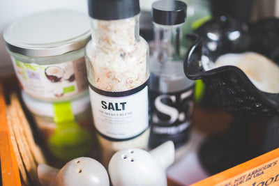 Cleaning With Salt: 7 Natural Ways To Get The Job Done