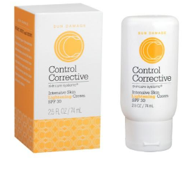 Control Corrective Skincare Heats Up with Triple Action Sunscreens