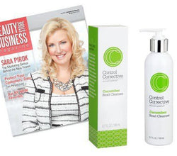 Beauty Store Business featuring Cucumber Bead Cleanser
