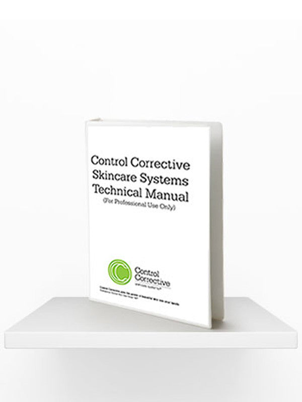 Control Corrective Technical Manual