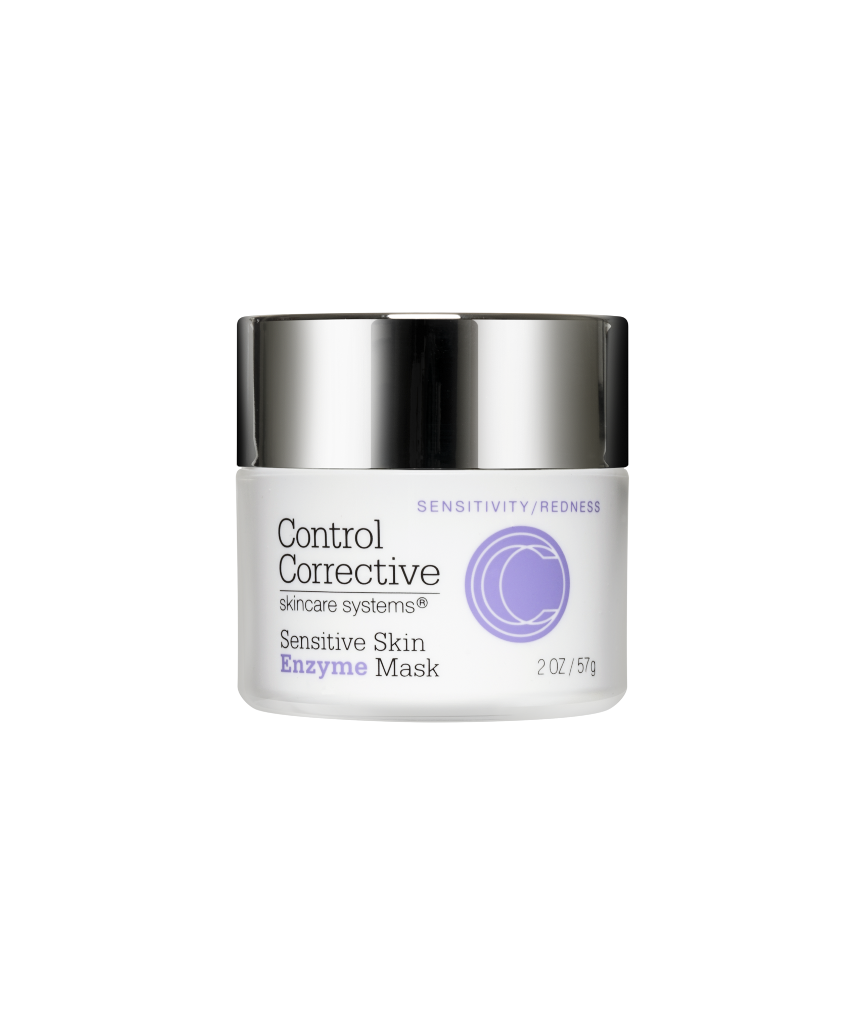 Control Corrective Sensitive Skin Enzyme Mask