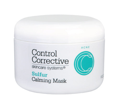 Sulfur Calming Mask - Backbar