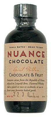 Chocolate & Fruit Bitters 60 ml