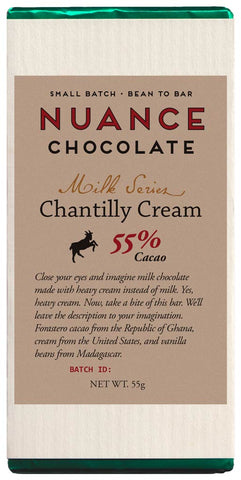 Chantilly Cream