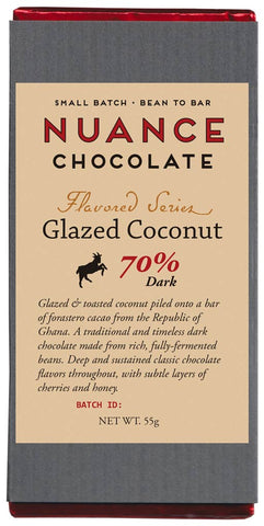 Glazed Coconut
