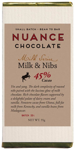 Milk and Nibs