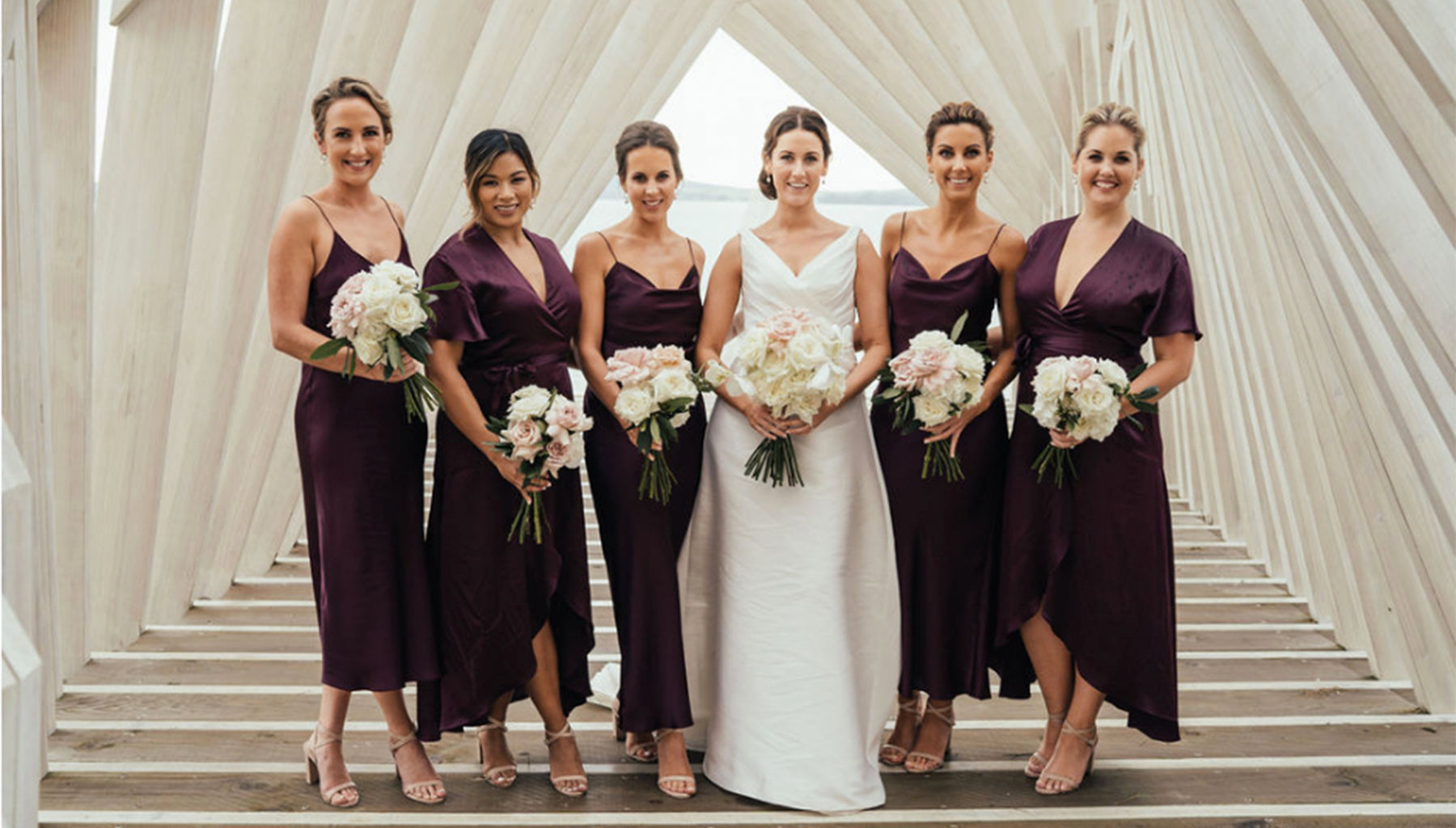 custom bridesmaid dresses made to measure