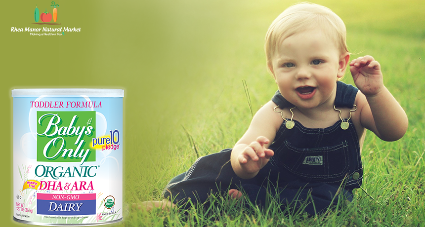 Know Why the Natural Baby Food Products Are A Healthier Choice for Your Infant