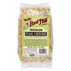 Bob's Red Mill Tri Color Pearl Couscous (4x16 Oz) - Rhea Manor Natural Market