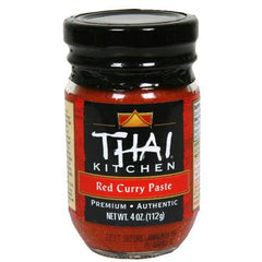 Thai Kitchen Curry Red Paste (12x4 Oz) - Rhea Manor Natural Market