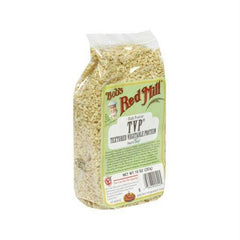 Bob's Red Mill Texturized Vegetable Protein Gluten Free (4x10 Oz) - Rhea Manor Natural Market