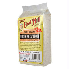 Bob's Whole Wheat Flour ( 4x5lb) - Rhea Manor Natural Market