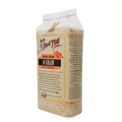 Bob's Red Mill 10 Grain Cereal (4x25 Oz) - Rhea Manor Natural Market