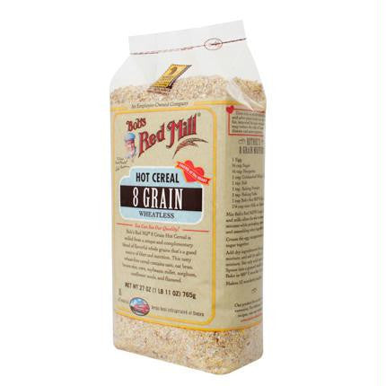 Bob's Red Mill 8 Grain Wheatless Cereal (4x27 Oz) - Rhea Manor Natural Market