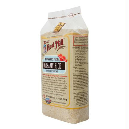 Bob's Red Mill Brown Rice Farina Gluten Free (4x26 Oz) - Rhea Manor Natural Market