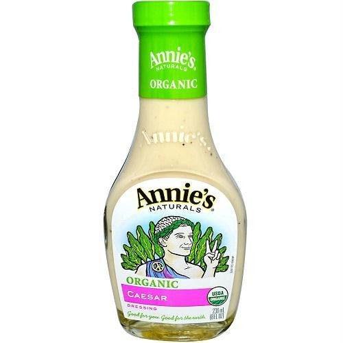 Annie's Naturals Caesar Dressing (6x8 Oz) - Rhea Manor Natural Market