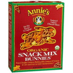 Annie's Homegrown Bunnies Snack Mix (12x9 Oz) - Rhea Manor Natural Market