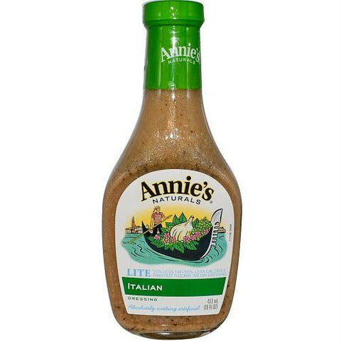 Annie's Naturals Light Italian Dressing (6x16 Oz)
