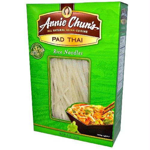 Annie Chun's Original Pad Thai Noodle (6x8 Oz) - Rhea Manor Natural Market