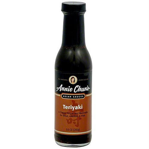 Annie Chun's Teriyaki Original Sauce (6x9.9 Oz) - Rhea Manor Natural Market