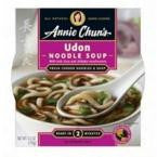 Annie Chun's Udon Soup Bowl (6x5.3 Oz) - Rhea Manor Natural Market