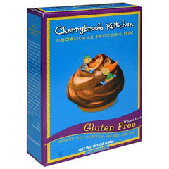 Cherrybrook Chocolate Frosting Mix ( 6x10.5oz) - Rhea Manor Natural Market