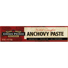 Crown Prince Anchovy Paste (12x1.75 Oz) - Rhea Manor Natural Market