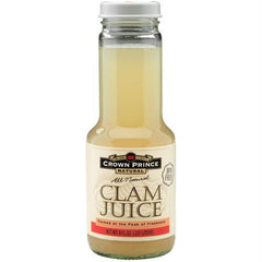 Crown Prince Clam Juice (12x8 Oz) - Rhea Manor Natural Market