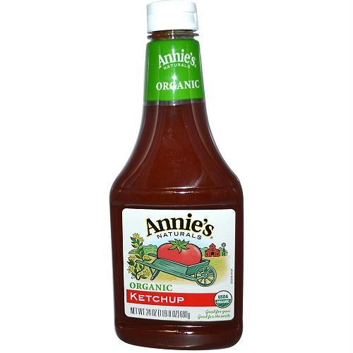 Annie's Naturals Ketchup (12x24 Oz) - Rhea Manor Natural Market