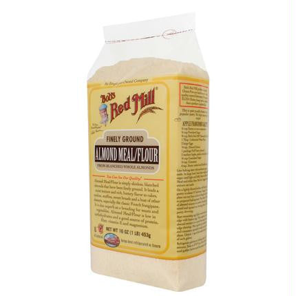 Bob's Almond Meal Flour Gluten Free ( 4x16 Oz) - Rhea Manor Natural Market