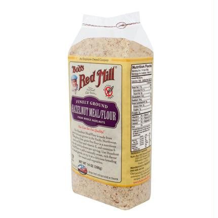 Bob's Hazelnut Meal/flour ( 4x14 Oz) - Rhea Manor Natural Market