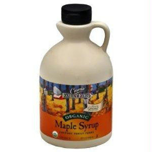 Coombs Family Farms Grade B Maple Syrup Plastic (6x32 Oz) - Rhea Manor Natural Market