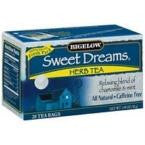 Bigelow Sweet Dreams Herb Tea (6x20 Bag) - Rhea Manor Natural Market