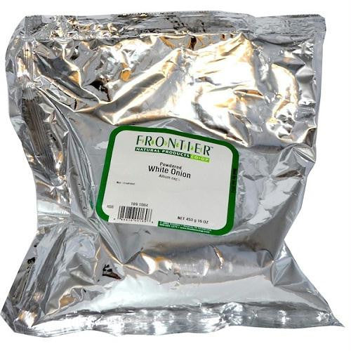 Frontier Herb Onion Powder (1x1lb) - Rhea Manor Natural Market