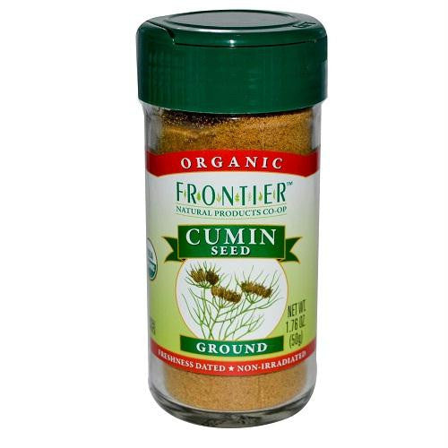 Frontier Herb Ground Cumin Seed (1x1.6 Oz) - Rhea Manor Natural Market