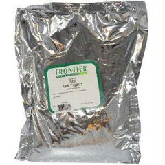 Frontier Herb Crushed Chili Peppers 15000h (1x1lb) - Rhea Manor Natural Market