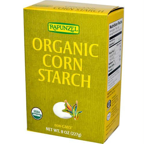Rapunzle Corn Starch ( 6x8 Oz) - Rhea Manor Natural Market