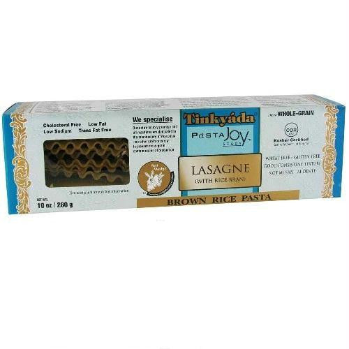 Tinkyada Lasagna Brown Rice Pasta (12x10 Oz) - Rhea Manor Natural Market