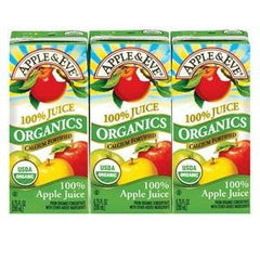 Apple & Eve Apple Juice (9x3x6.75 Oz) - Rhea Manor Natural Market