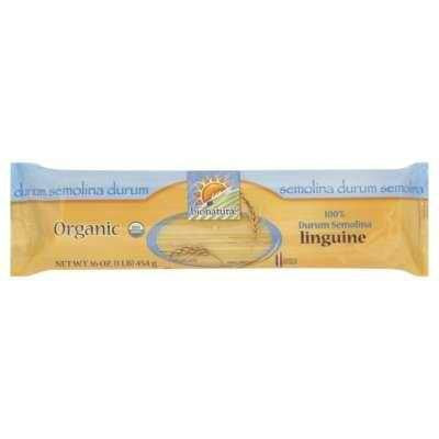 Bionaturae Linguine Pasta (12x16 Oz) - Rhea Manor Natural Market