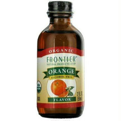 Frontier Herb Orange Flavor (1x2 Oz) - Rhea Manor Natural Market