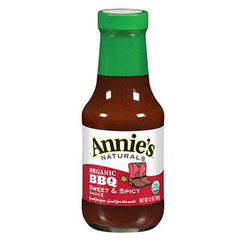 Annie's Naturals Sweet & Spicy Bbq Sauce (12x12 Oz) - Rhea Manor Natural Market