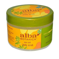 Alba Botanica Sea Salt Body Scrub (1x14.5 Oz) - Rhea Manor Natural Market