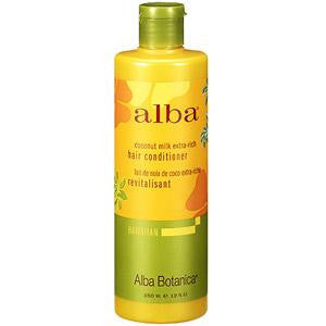Alba Botanica Repair Coconut Dry Repair Conditioner (1x12 Oz) - Rhea Manor Natural Market