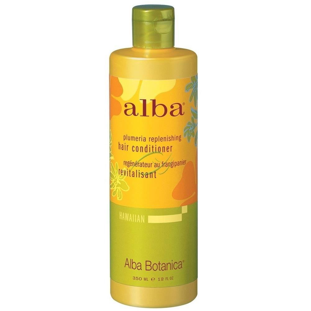 Alba Botanica Plum Replenishing Conditioner (1x12 Oz) - Rhea Manor Natural Market