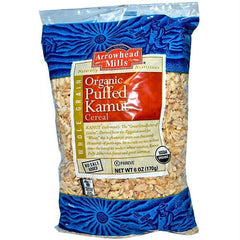 Arrowhead Mills Puffed Kamut Cereal (12x6 Oz) - Rhea Manor Natural Market