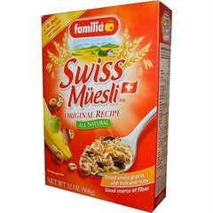 Familia Muesli Swiss Original (6x32 Oz) - Rhea Manor Natural Market